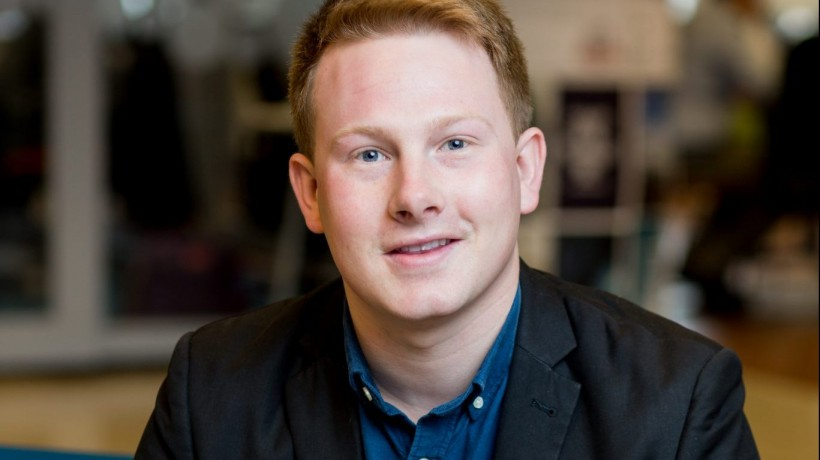 Adam Peabody, the new director of Planet Hatch