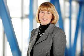 Laurel Broten: The participating companies are 'there for sales.'