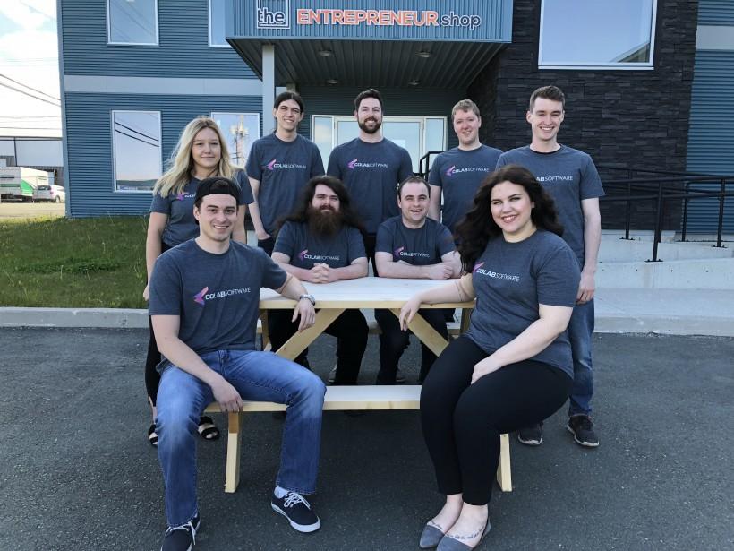 The current CoLab team