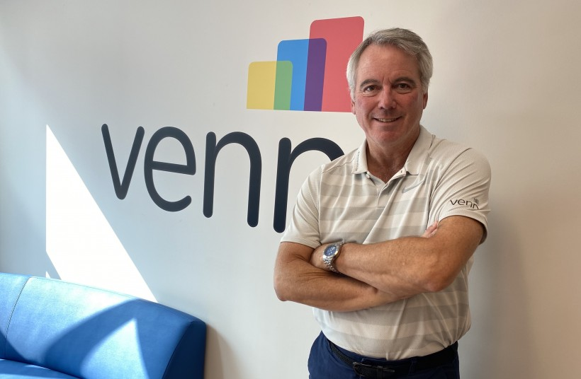 Venn President and CEO Doug Robertson