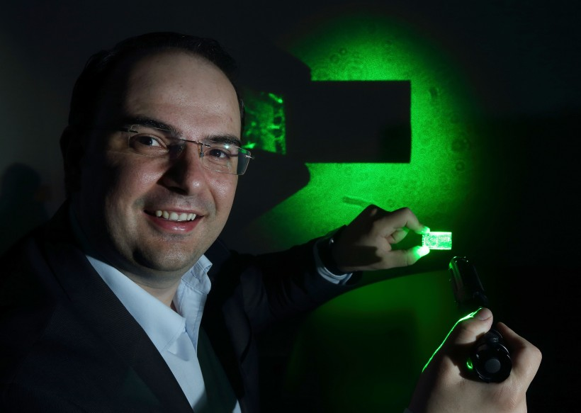 Innocacorp Invested $1.5 million last year in George Palikaras' Metamaterial Technologies
