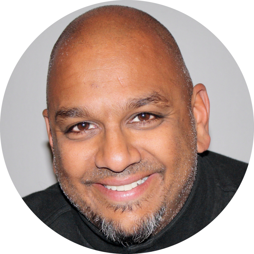 MESH/diversity Co-Founder and Chief Diversity Officer Leeno Karumanchery