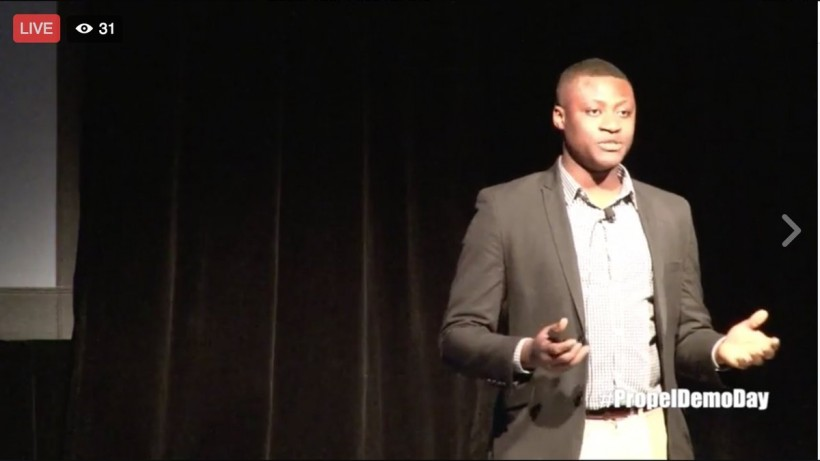 Isaac Adejuwon, Founder and CEO of Metricsflow