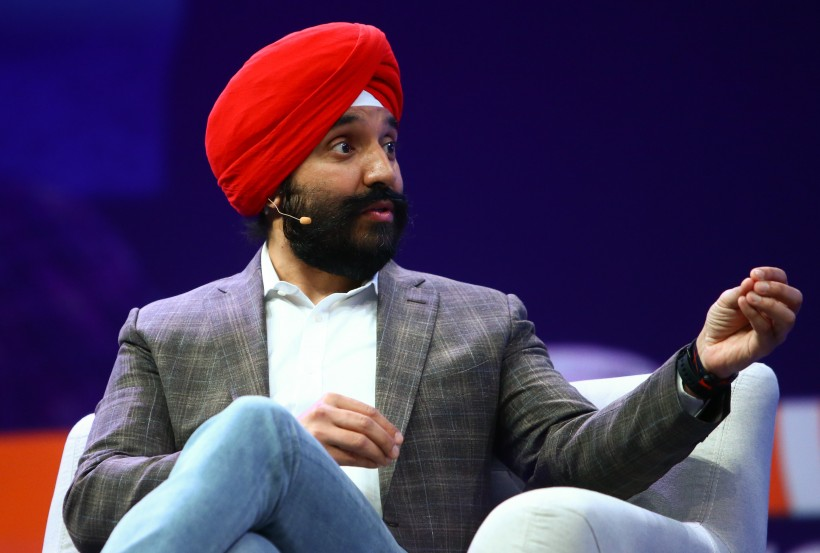 Navdeep Bains: 'If we need to do more, we will do more.'