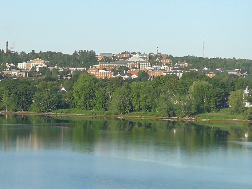 University of New Brunswick in Fredericton