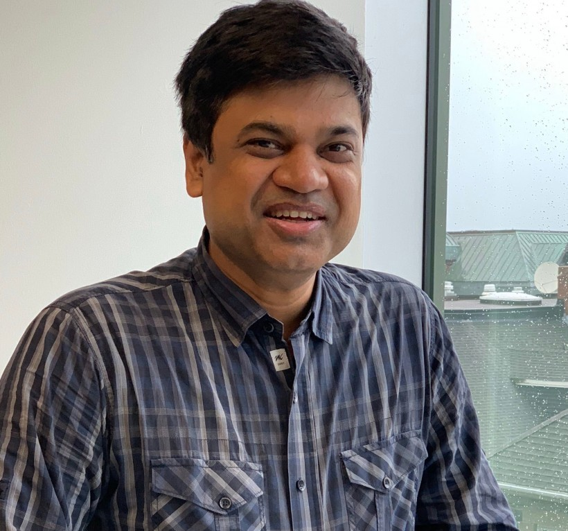 Reazent Founder and CEO Sumit Verma