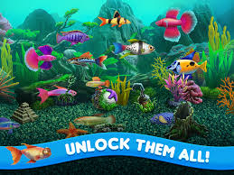 Gogii's Fish Tycoon Game