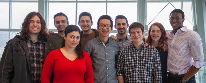 The ever-growing HeyOrca team earlier this year.