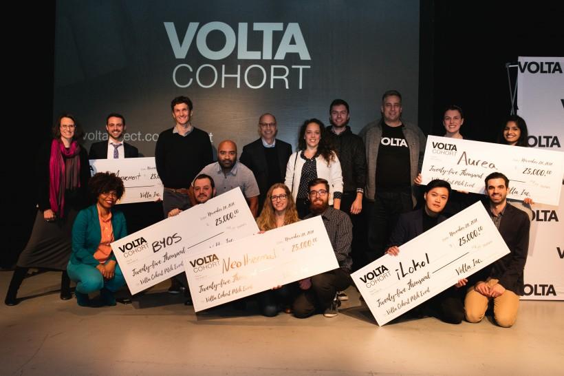 Volta Cohort No. 3